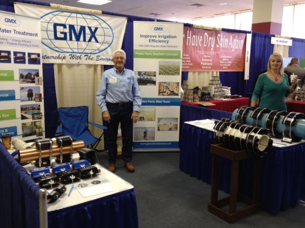 Gmx At Ideag At Amarillo Texas Farm And Ranch Show December 3 5 2013 Gmx International Gmx