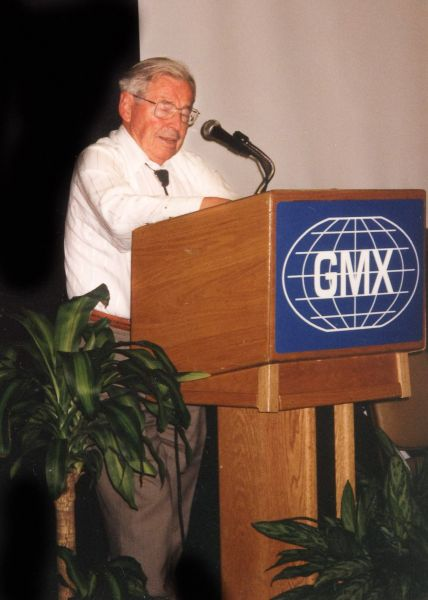 Klaus Kronenberg, Ph. D. - World Reknown Physicist who helped design GMX Products