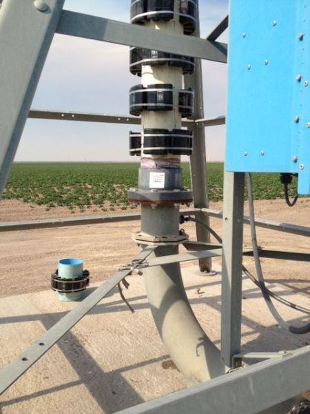 GMX Model 8000s On Pivot Irrigation System In Colorado