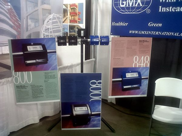 GMX at the Home Show in Honolulu, Hawaii, June 2011
