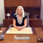 Sharon Costanzo, CEO, at GMX Corporate Headquarters